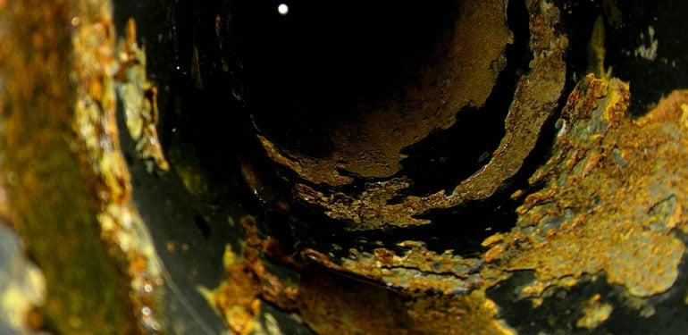 Internal Pipeline Corrosion
