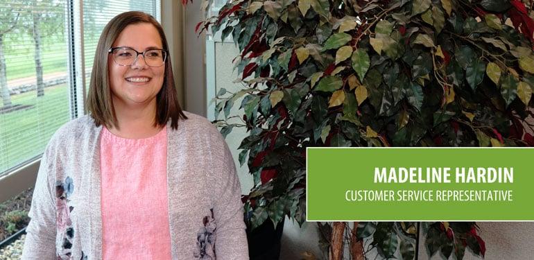 Madeline Hardin Employee Owner