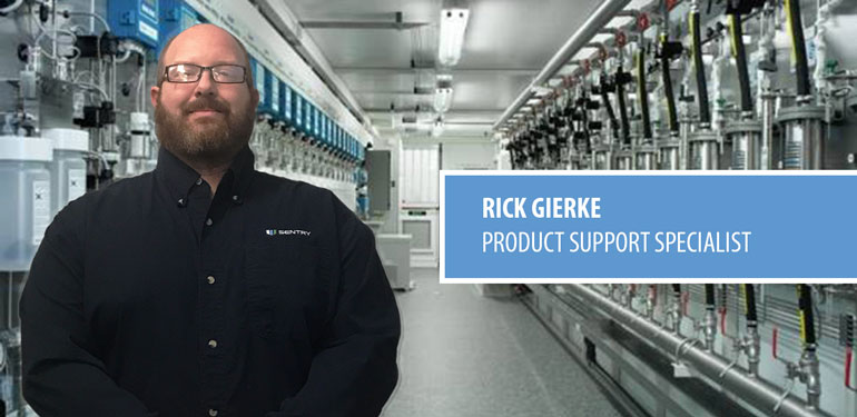 Rick Gierke Product Support Specialist