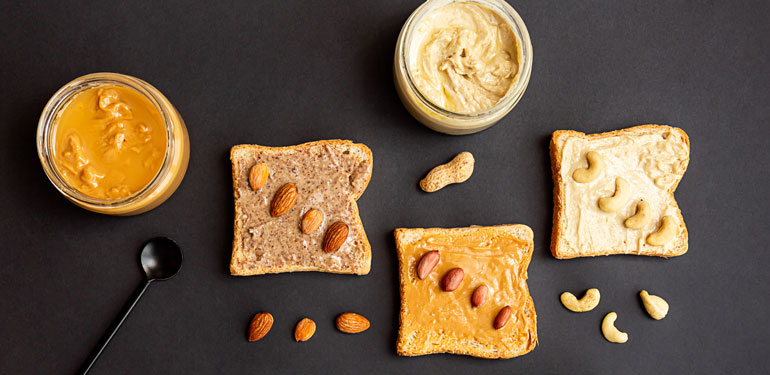 Nut Butter Packaging