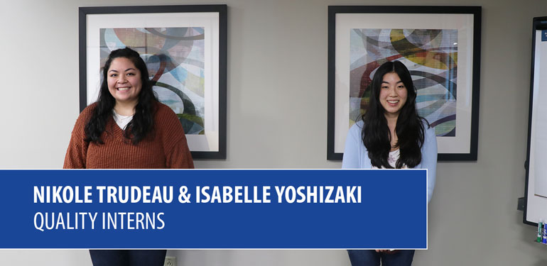 Employee Owners - Nikole and Isabelle