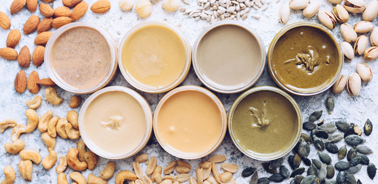 Automatic Nut Butter Sampling