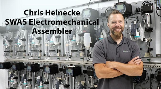 Employee-Owner Profiles - Chris Heinecke