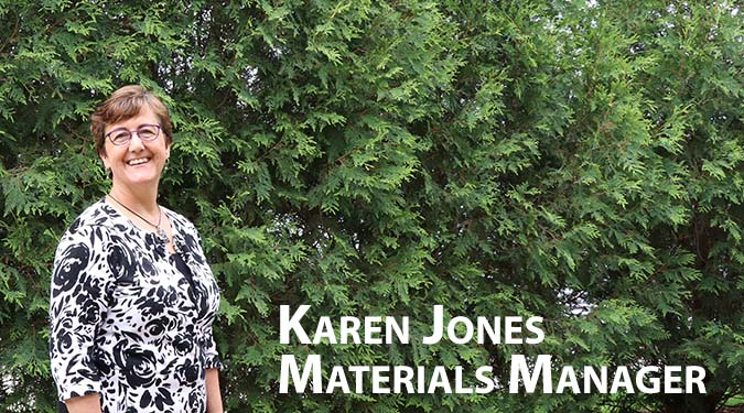 Employee-Owner Profile - Karen Jones