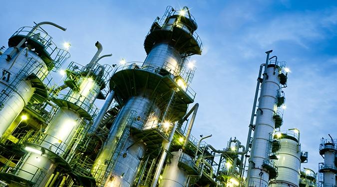 Petrochemical Plant Sampling