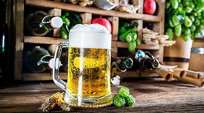 Brewery benefits from automatic beverage sampling