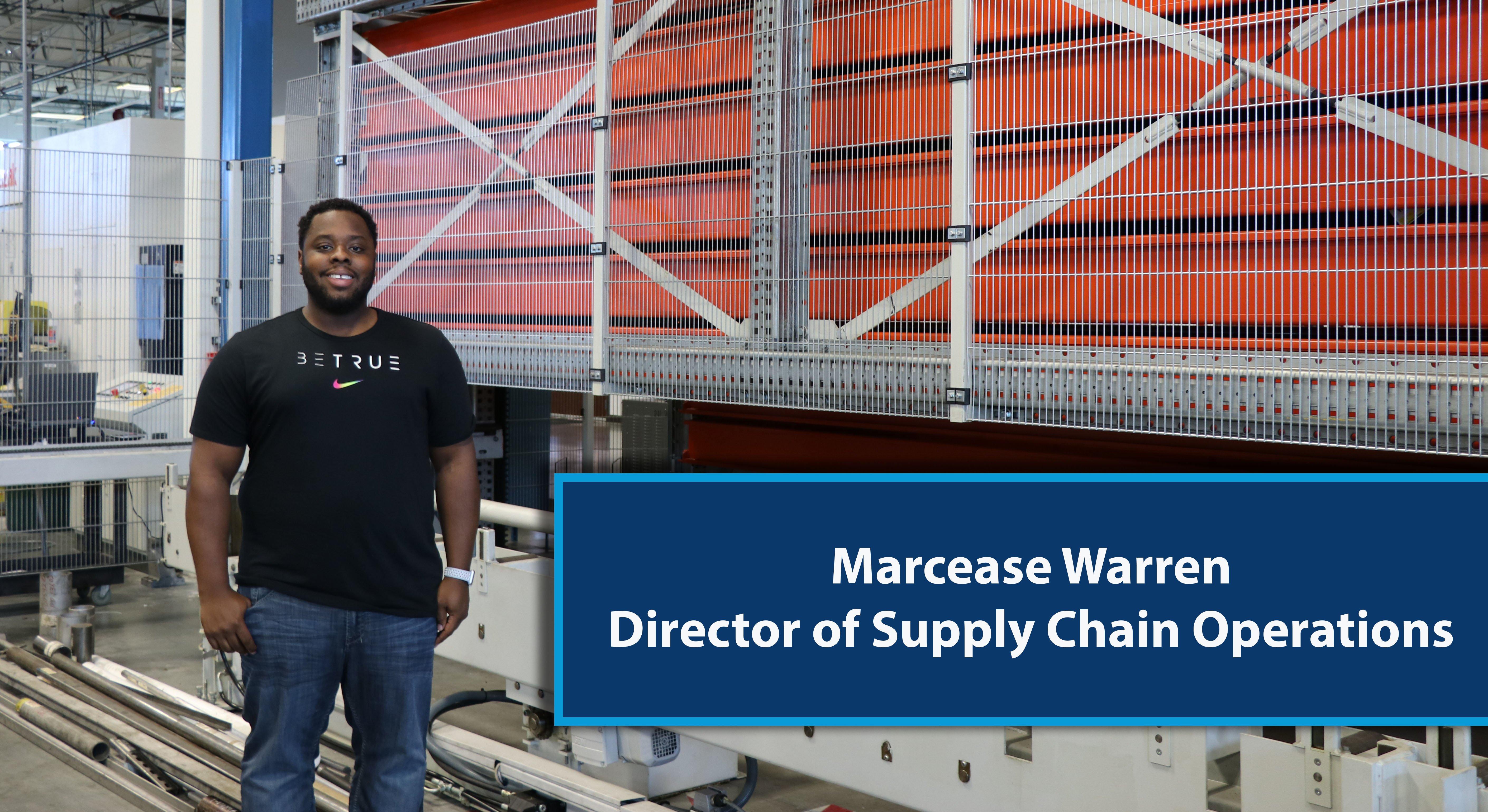 Marcease Warren 1