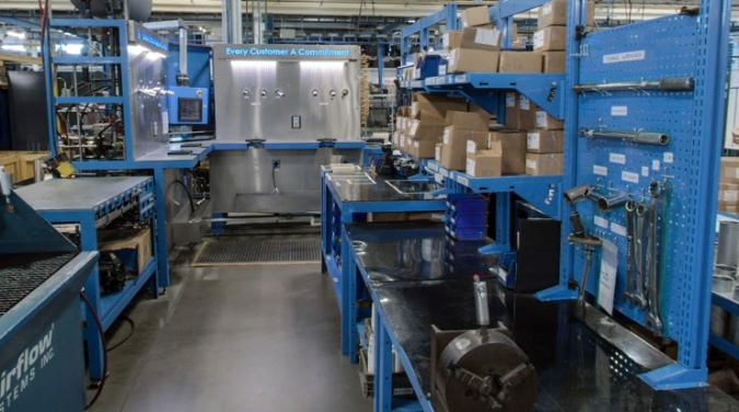 What Does an Advanced Manufacturing Plant Look Like?